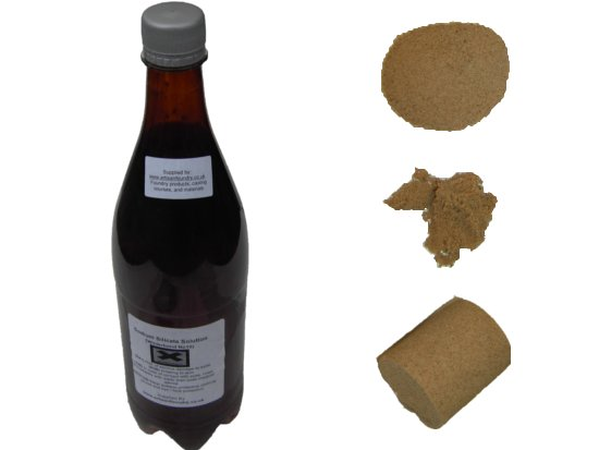 Sodium Silicate 1 Litre For making core sand)